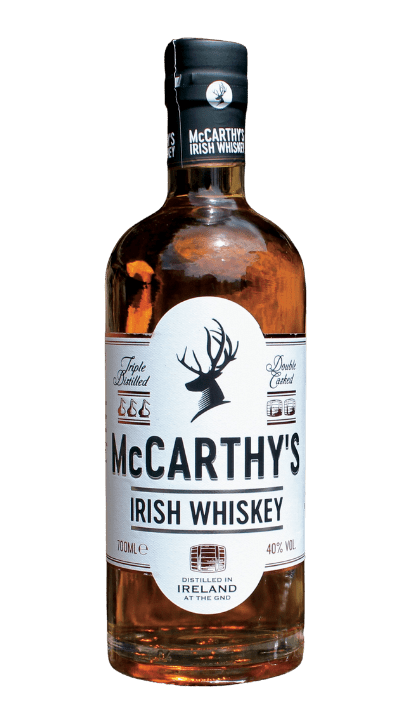 McCarthy's Whiskey Bottle