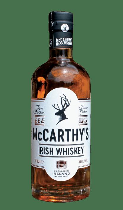 McCarthy's Whiskey Bottle